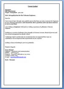 Cover Letter Format For Application For Freshers by Writing A Cover Letter For A