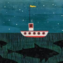we re gonna need a bigger boat pirates of the caribbean natalie hughes illustration