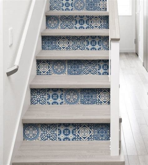 best 25 stickers escalier ideas on stickers carrelage vinyle autocollant and