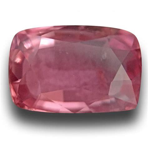 Sapphire 135 Carats 1 35 carats pink sapphire gemstone new