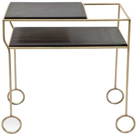slate bar top biron slate top bar cart 2014 at 1stdibs