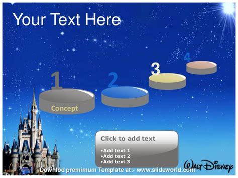 Disney World Powerpoint Template Slideworld Disney Powerpoint Template