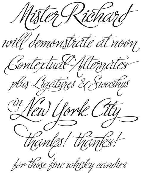 fancy tattoo fonts fancy fonts ministry script by sudtipos type