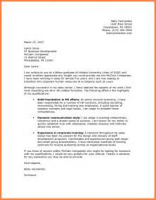 Career Change Cover Letter Exle by Career Change Resume Sle Ebook Database