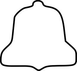 bell template bell clip at clker vector clip