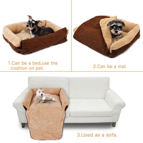 dog bed sofa dog cat bed soft warm pet beds cushion puppy sofa couch