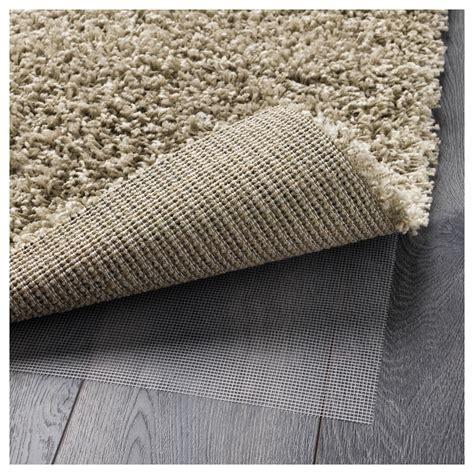 teppiche ikea hen rug high pile beige 133x195 cm ikea