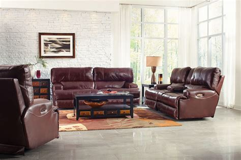 catnapper power reclining sofa catnapper wembley top grain leather leather power