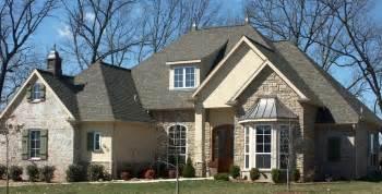 Brick and stone homes stone brick house home exteriors