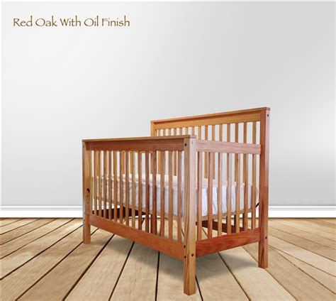 Cribs Toxic by Looking For A Non Toxic Solid Wood Crib