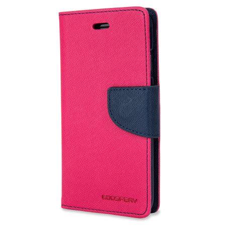 Goospery Original Fancy Iphone 6 6s mercury goospery fancy diary iphone 6s plus 6 plus pink navy mobilezap australia