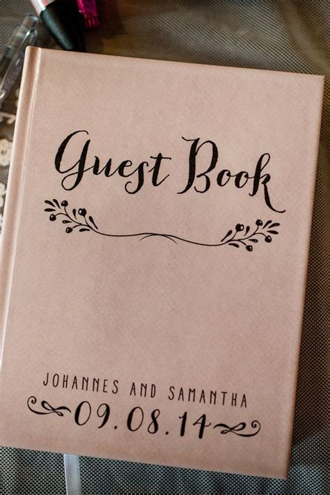 guest book picture 25 best ideas about wedding guest book on