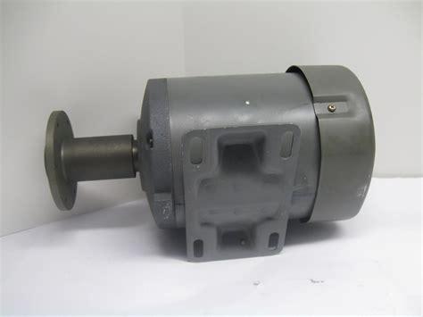 three phase induction motor hitachi hitachi type tfo k mfg b915838 induction motor 750 w 3 phase