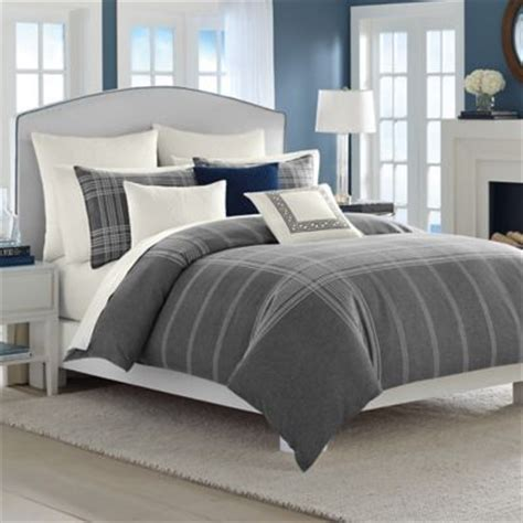 nautica queen comforter nautica 174 haverdale full queen comforter set