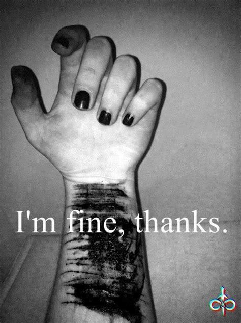 imagenes suicidas i m fine la mutilation est parfois la seule solution 14 ans