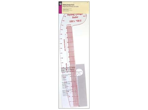styling design ruler in pattern making rulers in fashion styling design ruler by dritz ebay