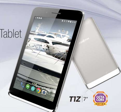 Tablet Advan Lama 2 gadget advan desain ekslusif dan premium advan t1z dan