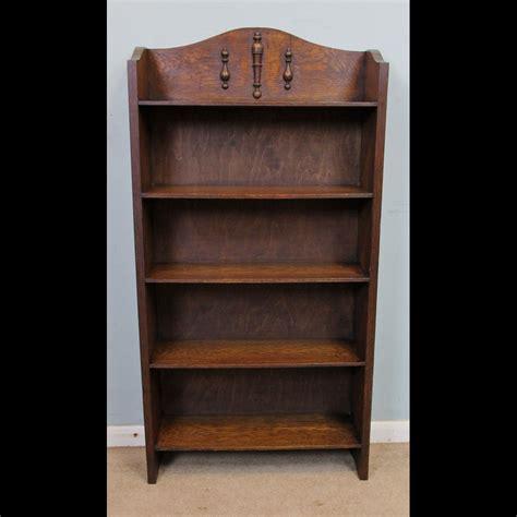 bookshelves oak oak open bookshelves display shelves the antique shop