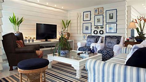 Sea Themed Bedroom colorful and beautiful beach cottage interiors youtube