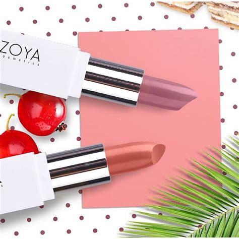 Lipstik Zoya Ultramoisse ultramoisse lipstick zoya cosmetics shopee indonesia