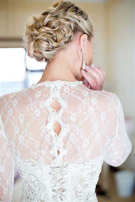 Garden Wedding Hairstyles For Bridesmaids by 26 Braids For Wedding Hairstyles Hairstyles