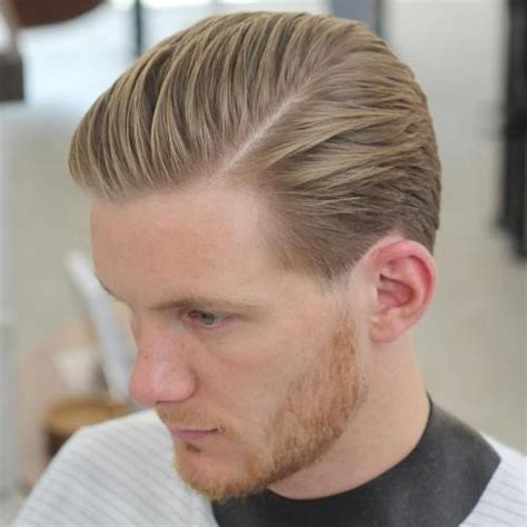 Mens Parted Hairstyles by 50 Stylish Hairstyles For With Thin Hair