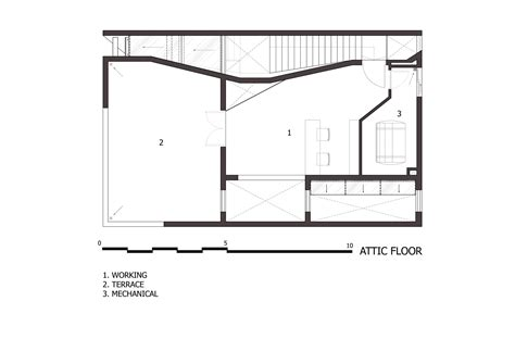 Floor Plan For House galer 237 a de casa de muros plegados nha dan architect 28