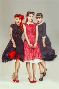 Vintage Swing Mode by Die Besten 25 50er Kleider Ideen Auf