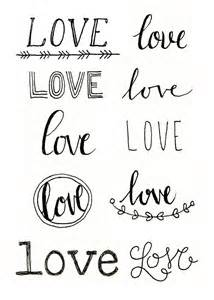 doodle fonts signs painted backdrop i quot quot this inspiration