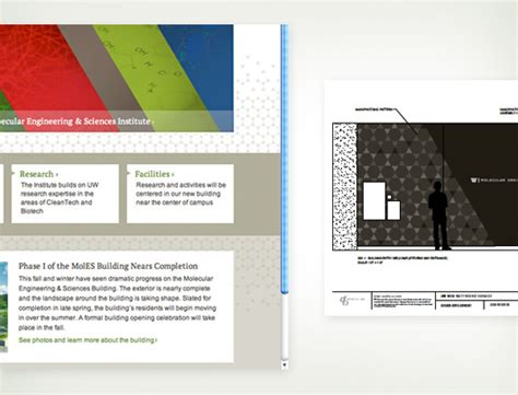 triangle pattern moles recent work an identity for the uw molecular engineering