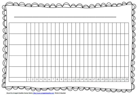 printable bar graph paper elementary 32 best data management probability images on pinterest