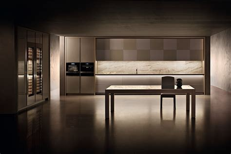 checkers inspired luxury kitchens