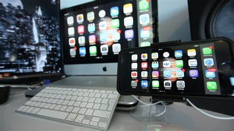 how to connect apple bluetooth keyboard to iphone and use imac as external 2nd monitor