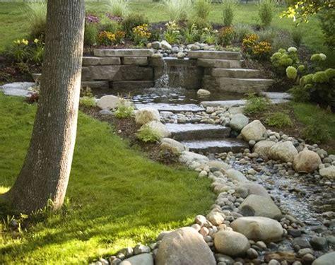 backyard river backyard ponds backyard waterfall pond creek river
