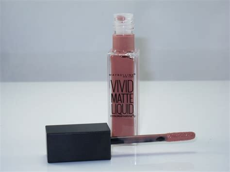 Lipstik Maybelline Liquid Matte maybelline matte liquid review swatches musings of a muse