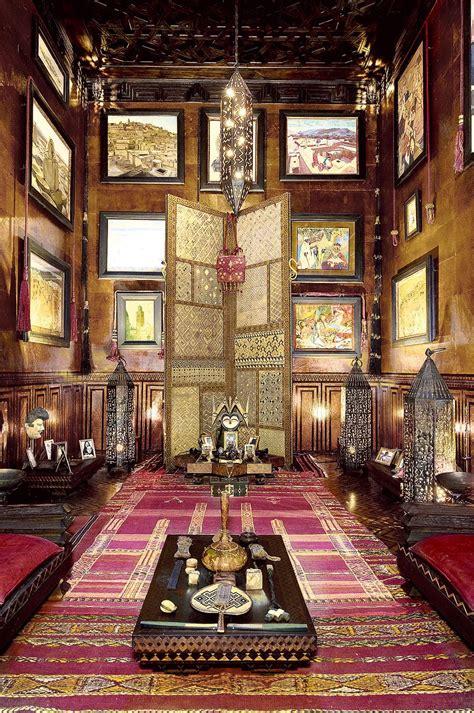 Decor Maison Marocain by Empilement Des Meubles Marocains Dans Les Maisons D 233 Cor