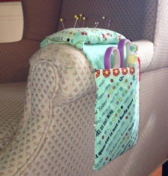 Armchair Pincushion by 1000 Ideas About Sewing Caddy On Diy Bags Fabric Crafts And Fabric Bags
