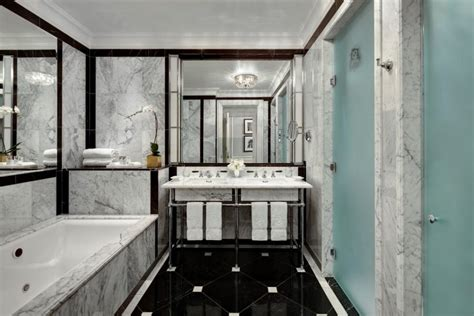 bathrooms in york restoring vintage glamour to new york city the new st