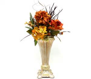 flower arrangements for dining table silk flower arrangement wedding table centerpiece dining room