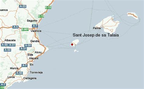 san jose map ibiza san jose spain location guide