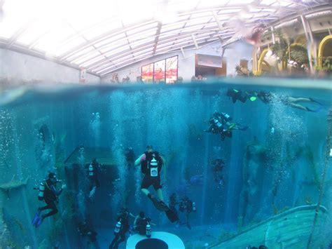 schwimmbad indoor panoramio photo of monte mare indoor tauchzentrum in