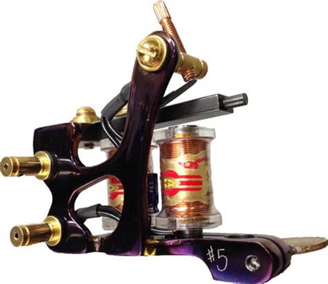 handmade tattoo machines union machine custom made machines