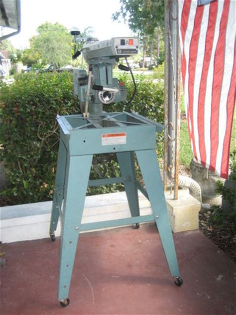 Radial Arm Saw Vs Table Saw by Radial Arm Saw 1 New Table For Radial Arm Saw By