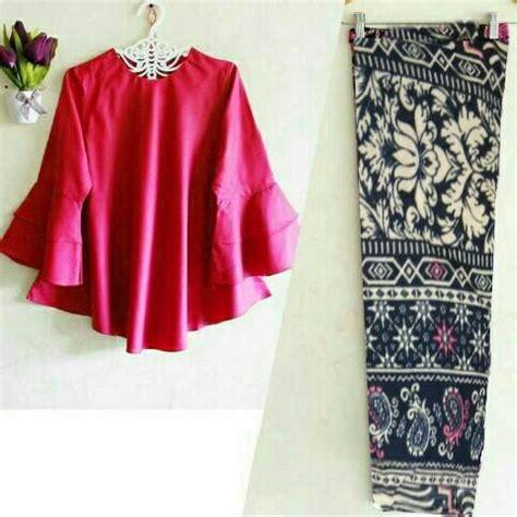Setelan Kulot Midi Baby Doll Daster Baju Pakaian Tidur 2 tenabang official setelan batik mona lq00422r pakaian wanita terbaru elevenia