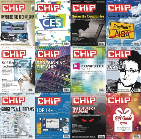 chip magazine chip malaysia magazine 2014 full year issues collection