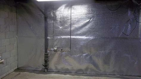 basement water barrier in bethel park