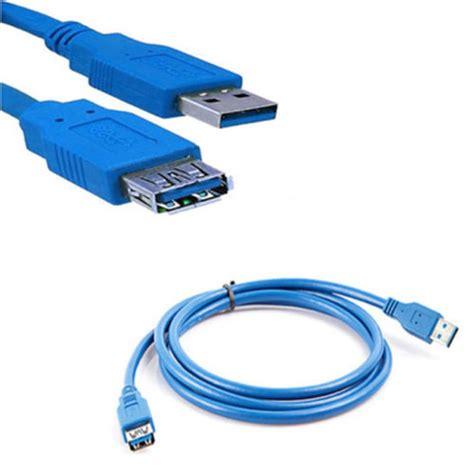 Kabel Usb Extension kabel ekstensi usb 3 0 ke 1 5m blue jakartanotebook