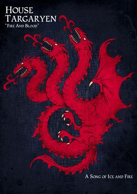Of Thrones House Targaryen Zenfone 3 Max 5 5 Print 3d Cas 1 house targaryen by urukkisaki on deviantart