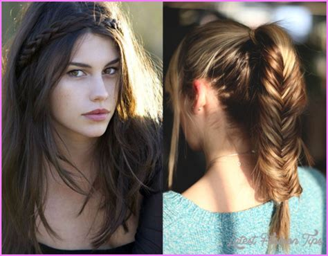 Hairstyles For Fall by Fall Hairstyles Latestfashiontips