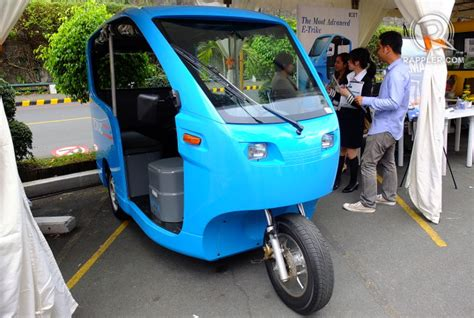 electric car philippines one million electric vehicles in ph by 2020